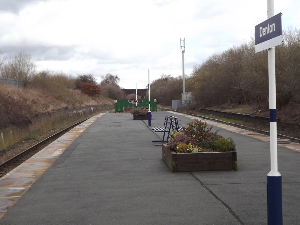 Denton South East Manchester Community Rail